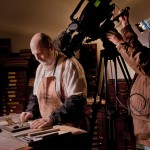 Shooting at the Museum of Printing