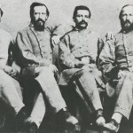 Group of Latino Confederates