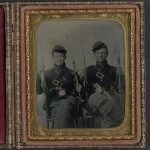Unidentified soldiers