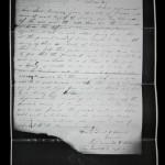 Loreta Velazquez's letter to Col. Cooper