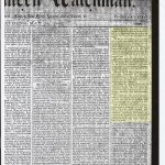 Athens Georgia Southern Watchman, May 14, 1862, last column