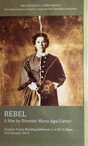 UNMRebel Cover